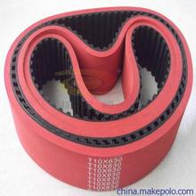 High Quality Seamless Endless Timing Belt with Coating